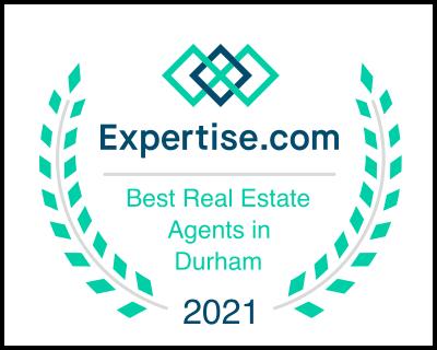 Durham Real Estate Agents Award 2021